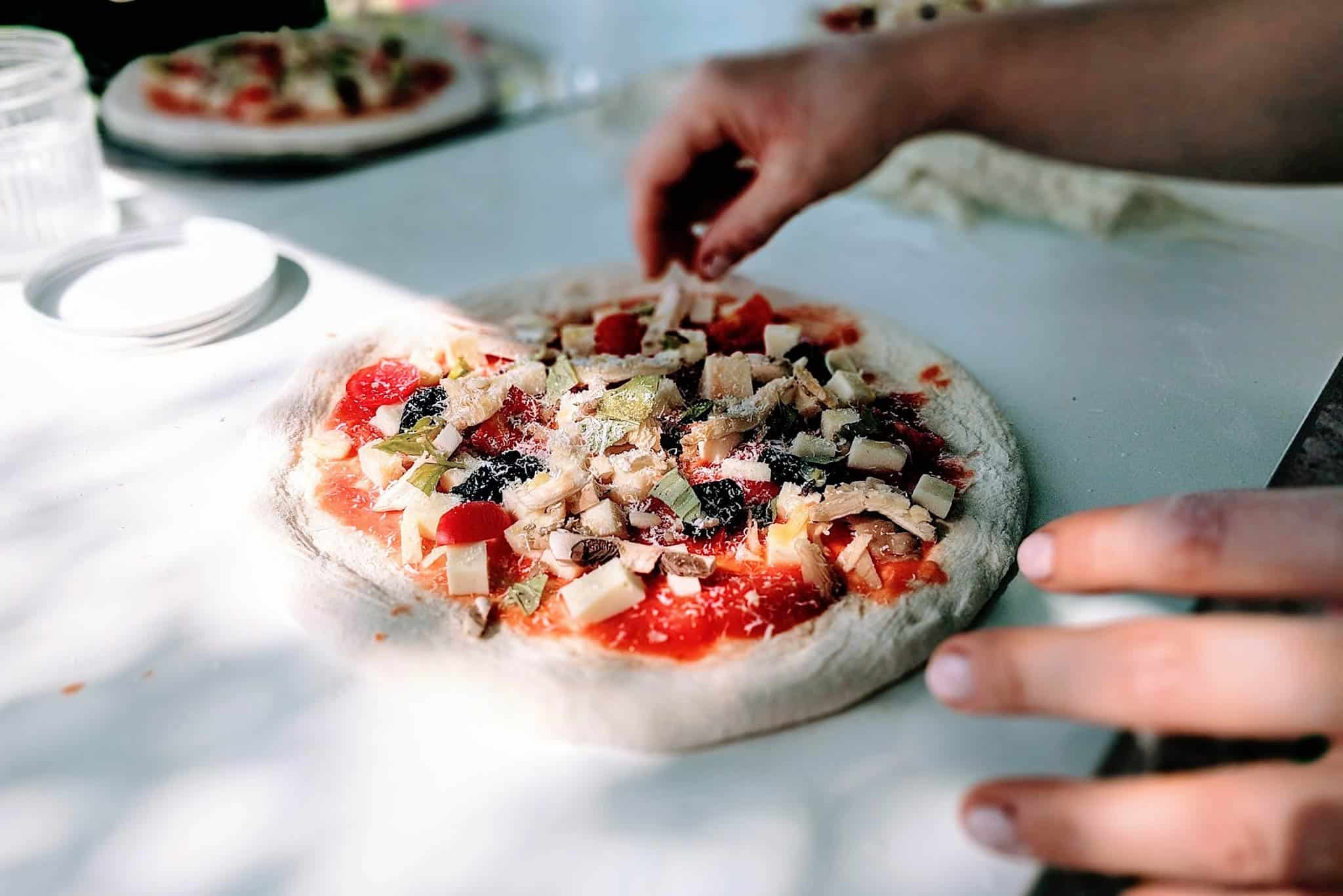 Schwedenschanze Pizzeria Ristorante Ravensburg Pizza 07 Unsplash